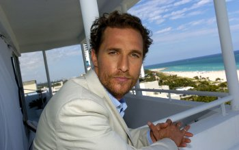 Berühmte Personen - Matthew McConaughey Wallpapers and Backgrounds ID : 488959