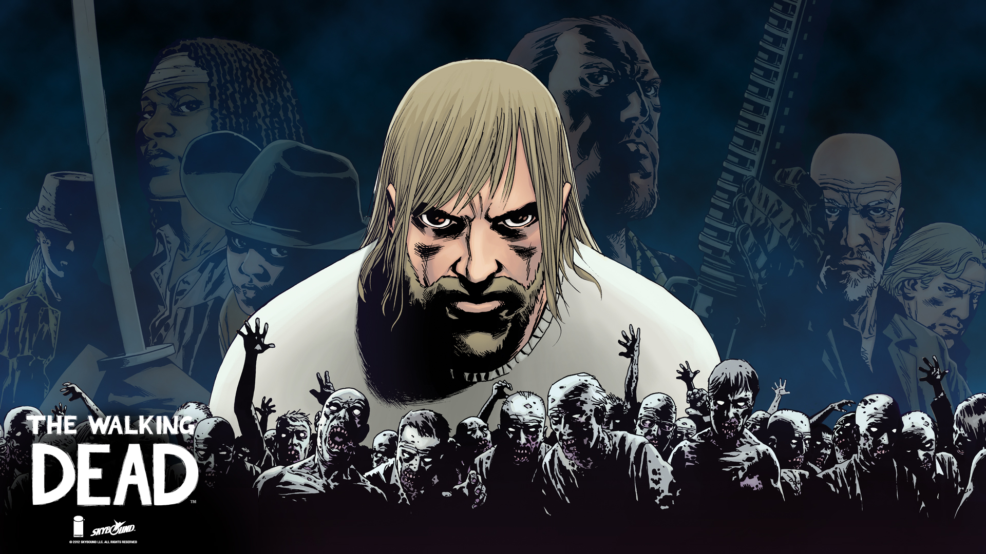 The Walking Dead Full HD Wallpaper and Background ...