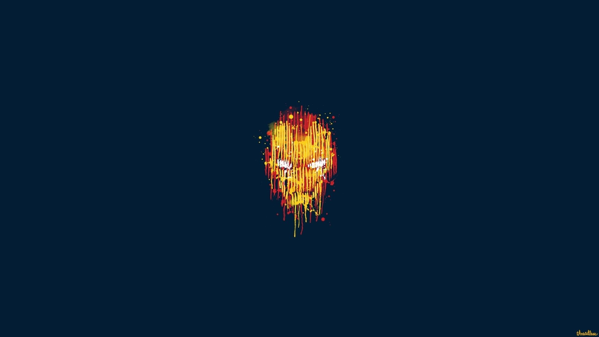 Iron Man Wallpapers Full Hd Desktop Background: Iron Man Full HD Wallpaper And Background Image