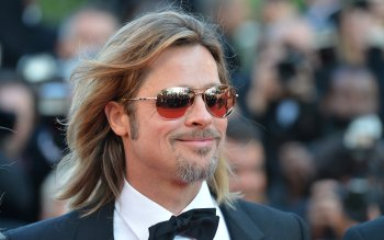 Celebrity - Brad Pitt Wallpapers and Backgrounds ID : 489319