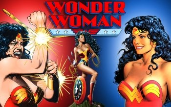 Comics - Wonder Woman Wallpapers and Backgrounds ID : 489359
