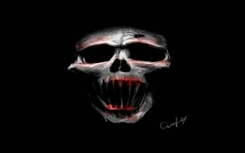 Dark - Skull Wallpapers and Backgrounds ID : 489806