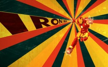 Strips - Iron Man Wallpapers and Backgrounds
