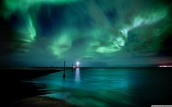 Earth - Aurora Borealis Wallpapers and Backgrounds ID : 490194