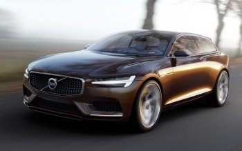 Voertuigen - Volvo Estate Concept Wallpapers and Backgrounds ID : 490802