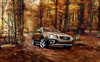Vehicles - Volvo XC70 Wallpapers and Backgrounds ID : 490959