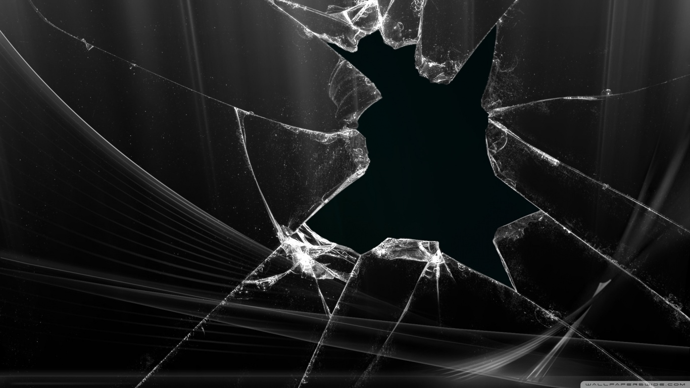 Broken Glass Wallpaper Desktop | Abstract Wallpapers | Pinterest ...