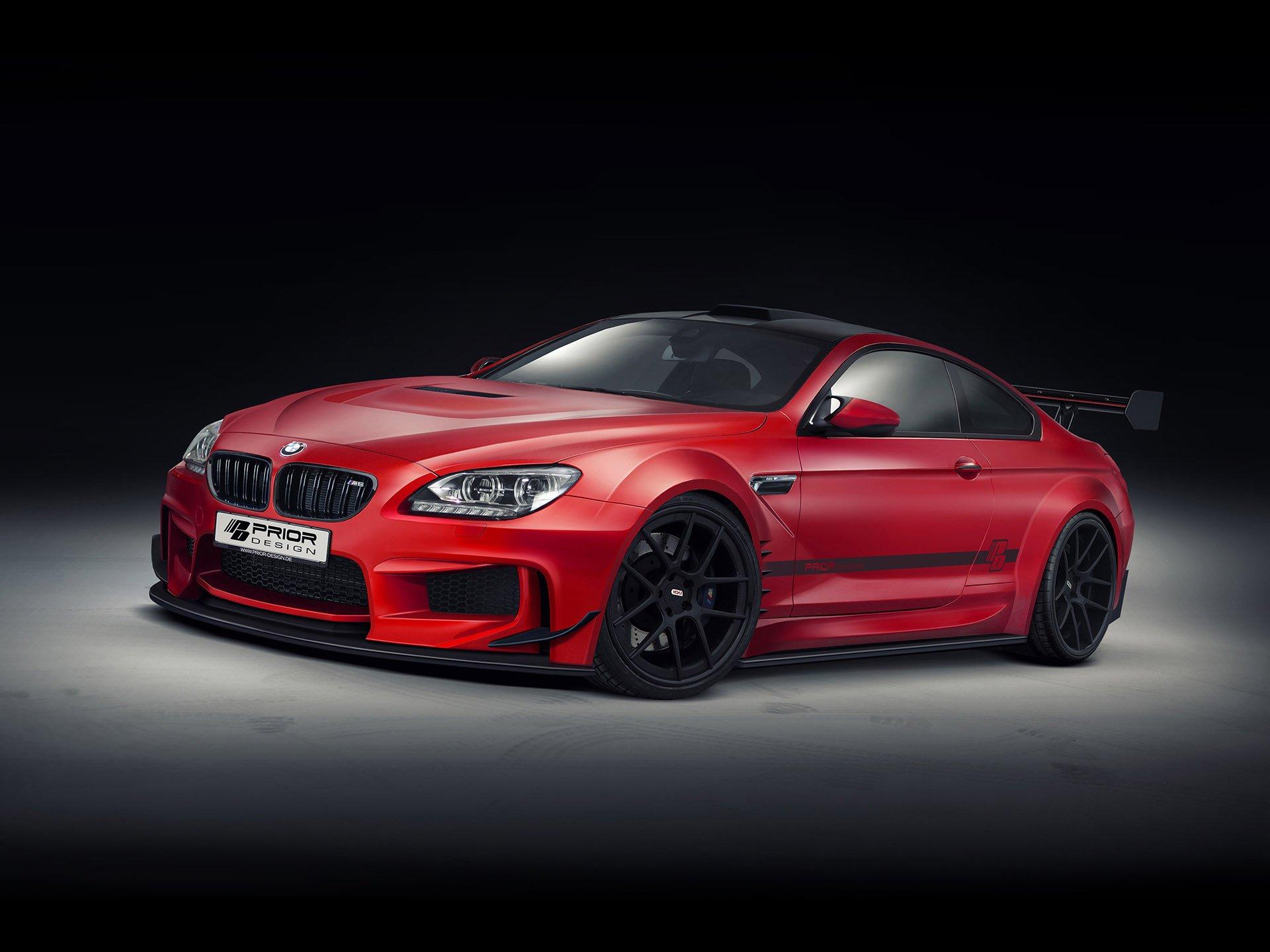 Vehicles - Prior Design BMW M6  BMW Wallpaper