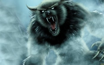 Dark - Werewolf Wallpapers and Backgrounds ID : 491235
