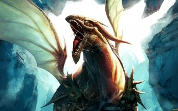 Fantasy - Dragon Wallpapers and Backgrounds ID : 491239
