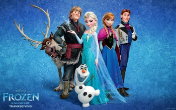 Films - Frozen Wallpapers and Backgrounds ID : 491326