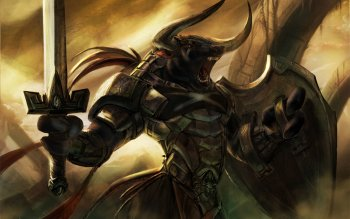 Fantasy - Minotaur Wallpapers and Backgrounds ID : 491676