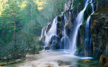 Earth - Waterfall Wallpapers and Backgrounds ID : 491934