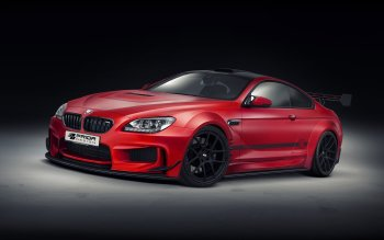 Транспортные Средства - Prior Design BMW M6 Wallpapers and Backgrounds