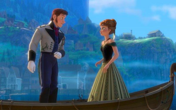 Movie Frozen Anna Hans HD Wallpaper | Background Image