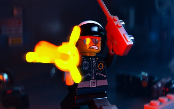 Movie The Lego Movie Lego Cop HD Wallpaper   Background Image