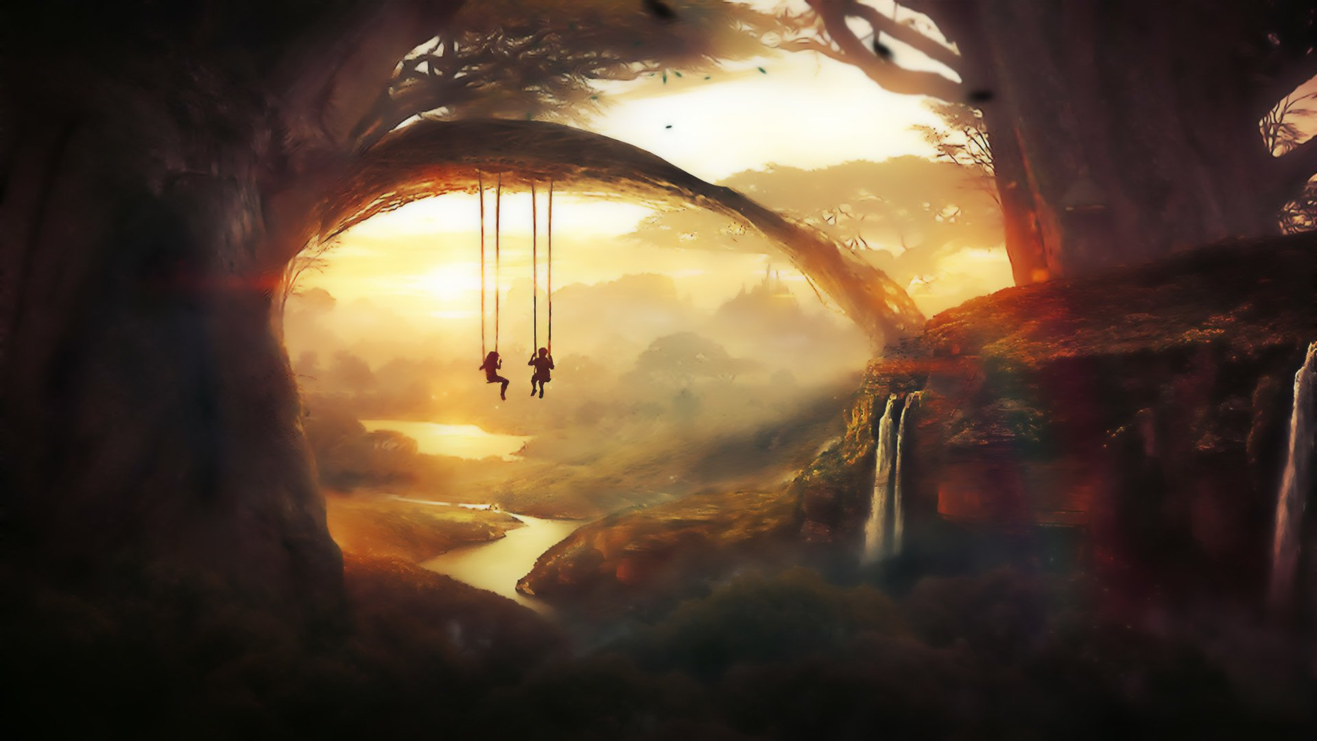 Creative Detailed Hd Fantasy Wallpapers: 89 Wallpapers By Martina Stipan