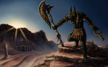 Fantasy - Anubis Wallpapers and Backgrounds ID : 493114
