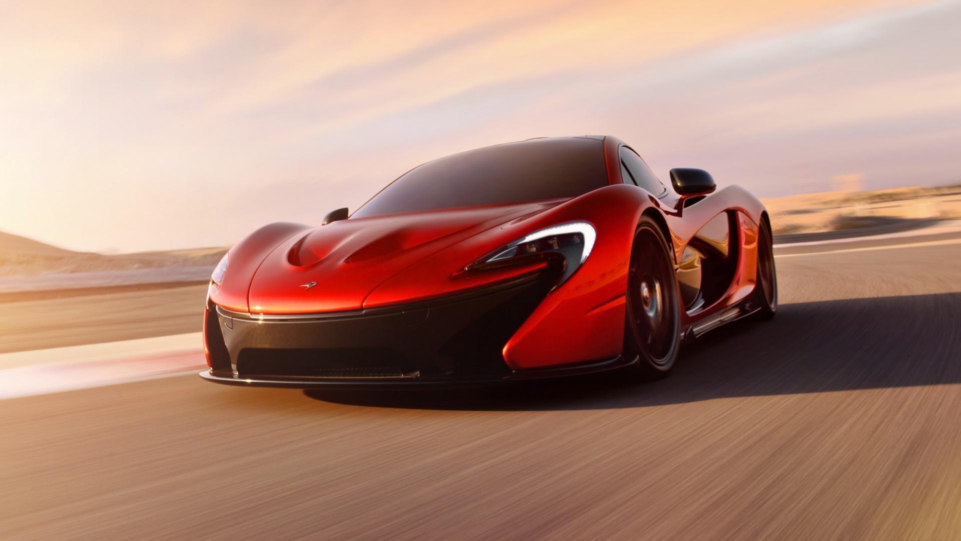 McLaren P1 HD Wallpaper