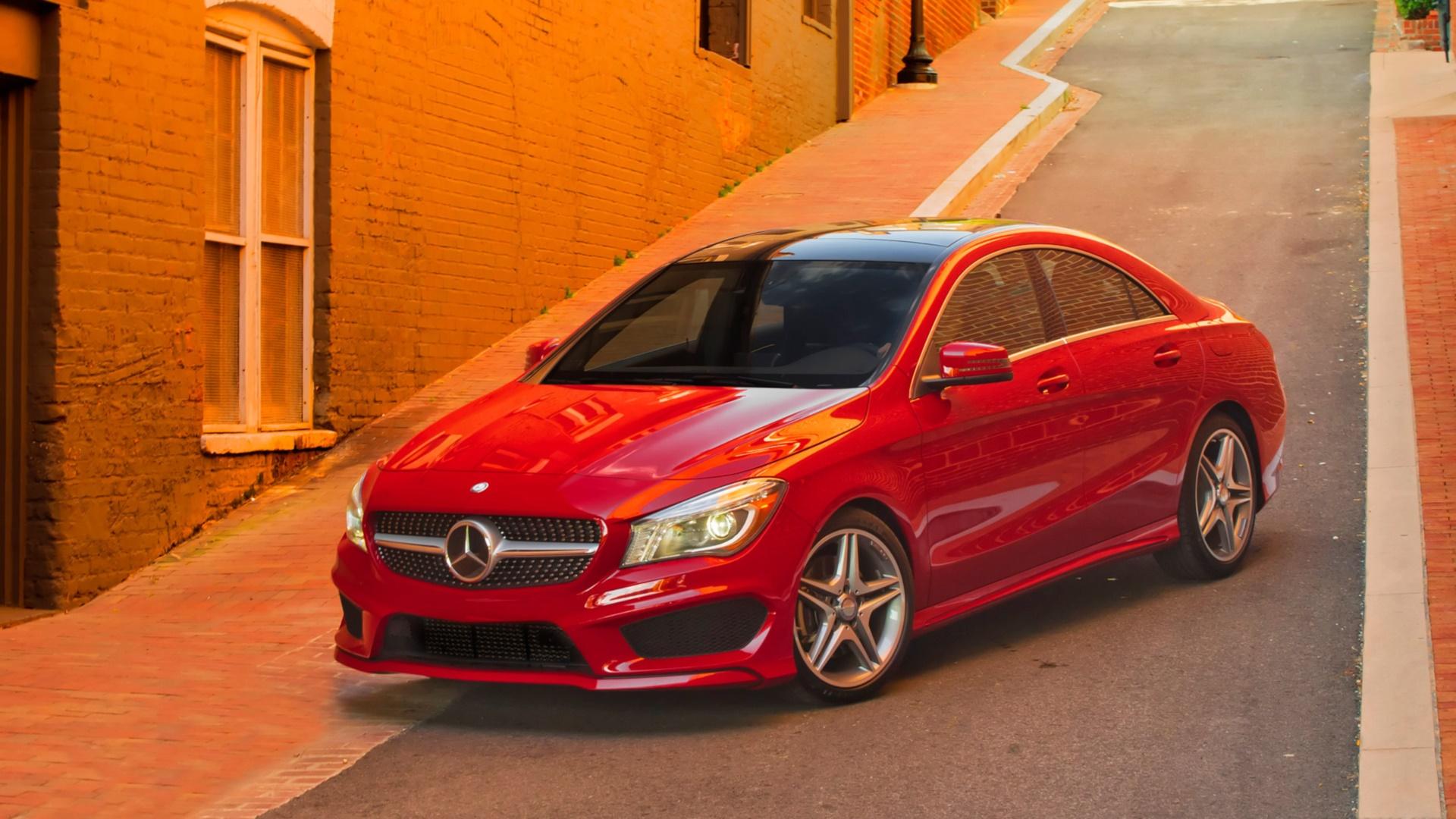 Mercedes-Benz CLA-Class HD Wallpaper   Background Image ...