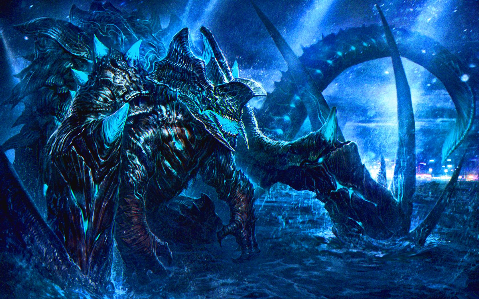 Neo Kaiju Wallpaper and Background Image | 1680x1050 | ID ... Pacific Rim Kaiju Category 100