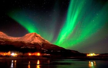 Earth - Aurora Borealis Wallpapers and Backgrounds ID : 494002