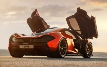 Vehicles - McLaren P1 Wallpapers and Backgrounds ID : 494633