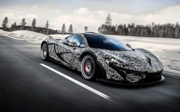 Fordon - McLaren P1 Wallpapers and Backgrounds ID : 494654