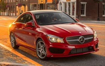 Voertuigen - Mercedes-benz Cla-class Wallpapers and Backgrounds ID : 494667