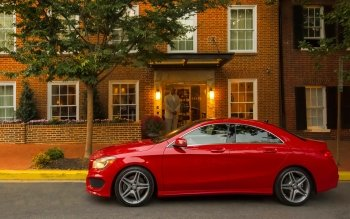 Vehicles - Mercedes-benz Cla-class Wallpapers and Backgrounds ID : 494670