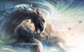 Fantasy - Dragon Wallpapers and Backgrounds ID : 494996