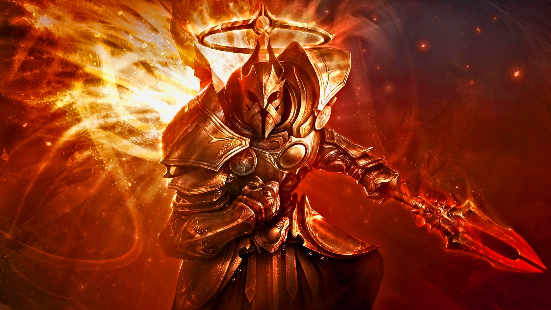 Archangel Imperius Full Hd Wallpaper And Background Image