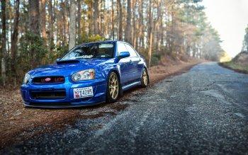120 Subaru Impreza Hd Wallpapers Background Images
