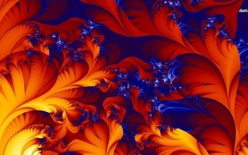 Abstract - Fractal Wallpapers and Backgrounds ID : 495158