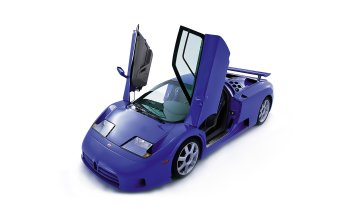 Vehicles - Bugatti EB110 GT Wallpapers and Backgrounds ID : 495393