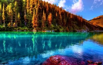 Earth - Lake Wallpapers and Backgrounds ID : 495862
