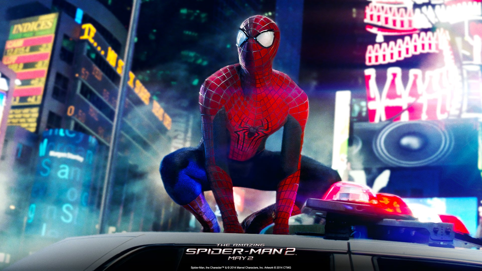 47 the amazing spider-man 2 hd wallpapers | background images