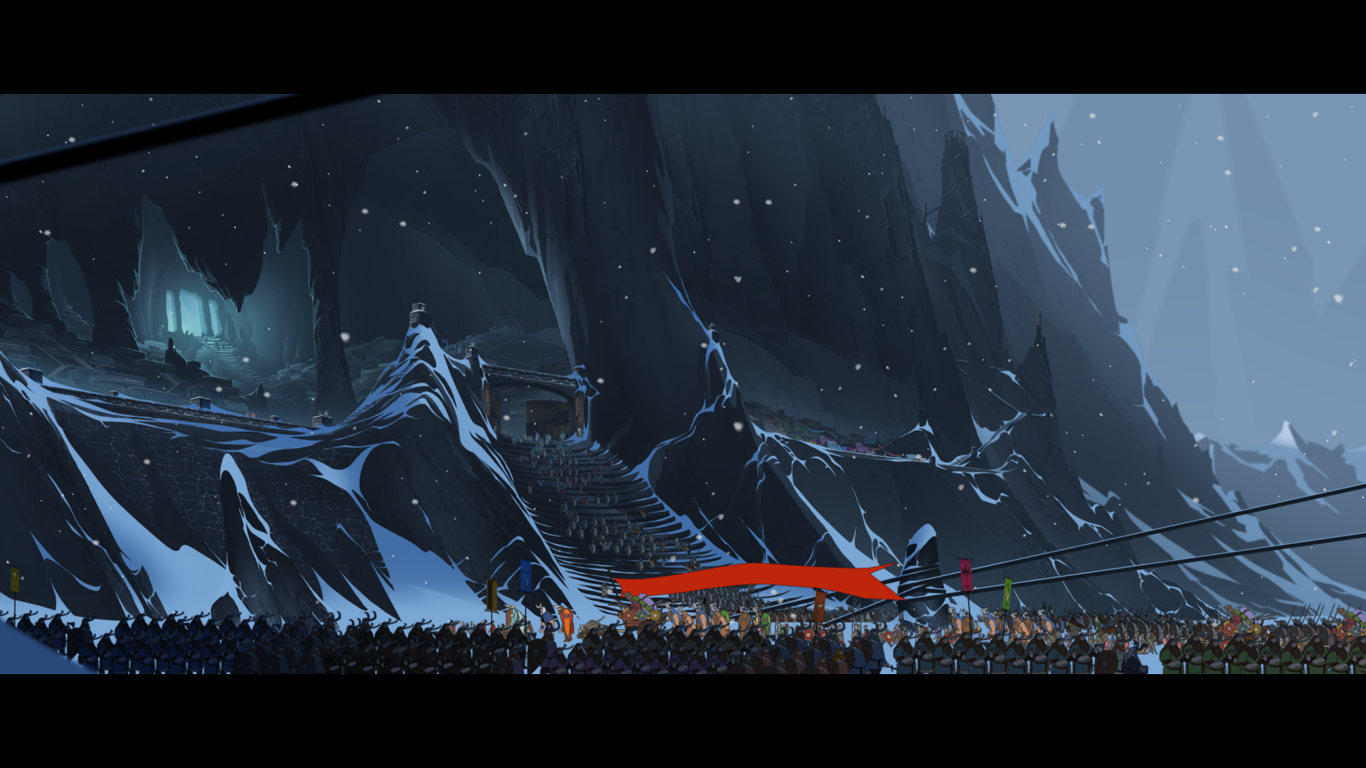 9 The Banner Saga Hd Wallpapers Background Images Wallpaper Abyss