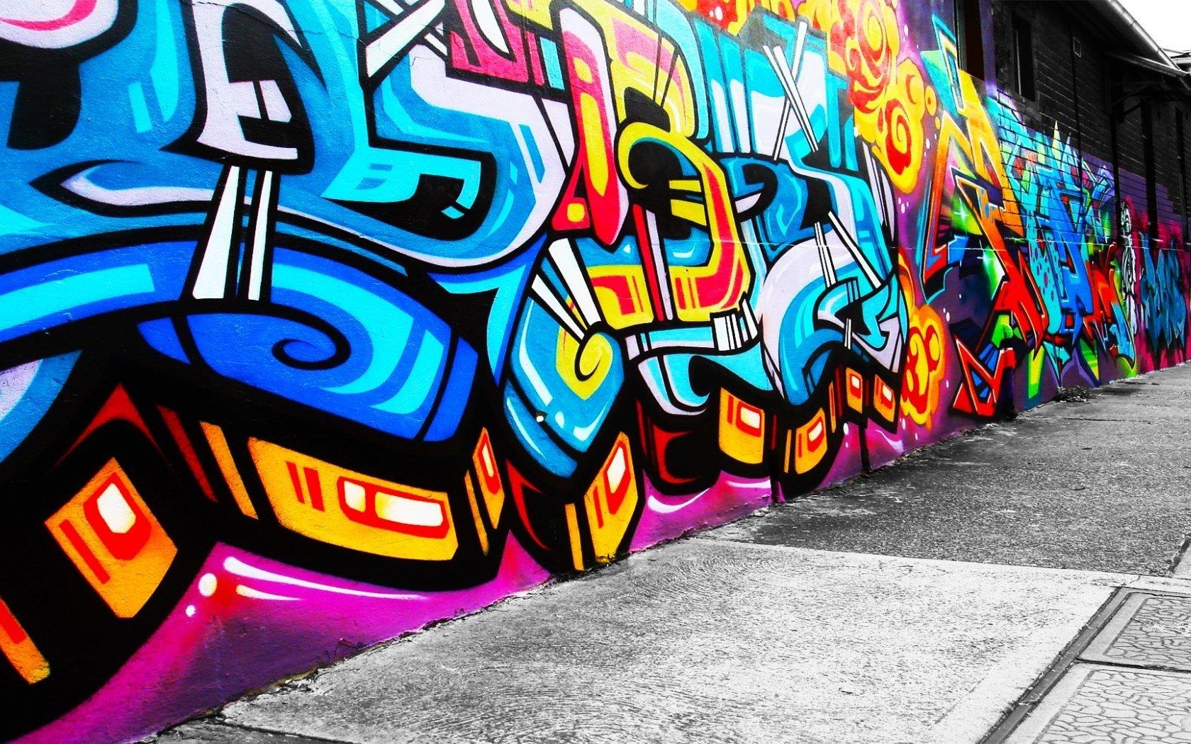 Fondos de pantalla para pc graffitis