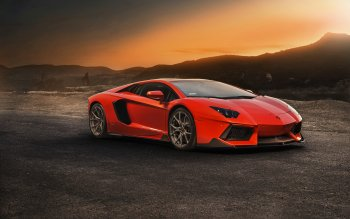 Vehicles - Lamborghini Aventador Wallpapers and Backgrounds ID : 496818
