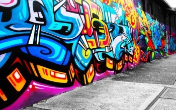 Artistic - Graffiti Wallpapers and Backgrounds ID : 496944
