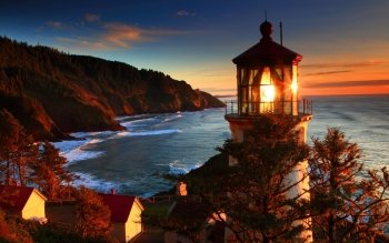 Hecho Por El Hombre - Lighthouse Wallpapers and Backgrounds ID : 496958