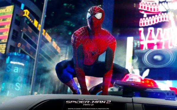Film The Amazing Spider-Man: le destin d'un Héros Spider-Man Fond d'écran HD | Arrière-Plan