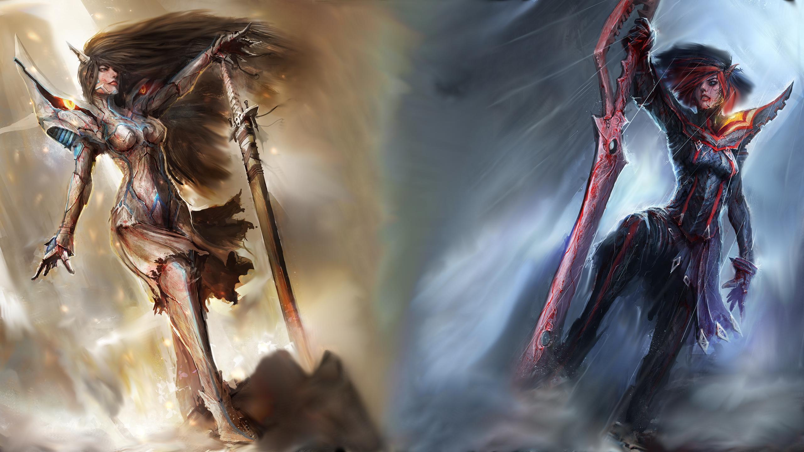Kill la kill full hd wallpaper and background image - Fanart anime wallpaper ...