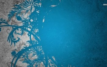 Abstract - Blue Wallpapers and Backgrounds ID : 497320