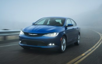 Vehicles - 2015 Chrysler 200 Wallpapers and Backgrounds ID : 497376