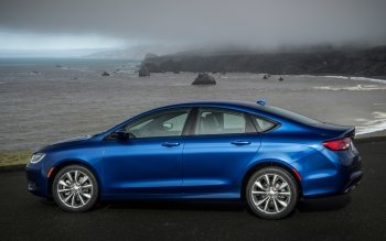 Vehicles - 2015 Chrysler 200 Wallpapers and Backgrounds ID : 497393