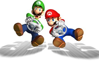 Video Game - Mario Kart Wii Wallpapers and Backgrounds ID : 497400