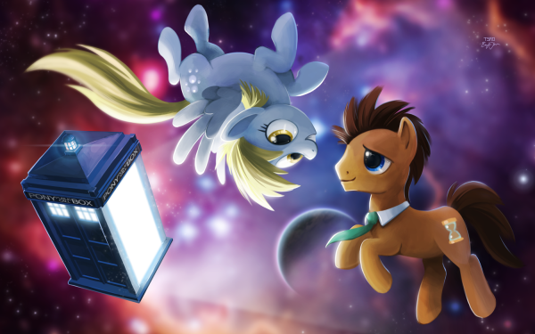 TV Show My Little Pony: Friendship is Magic My Little Pony Derpy Hooves Dr. Hooves HD Wallpaper | Background Image