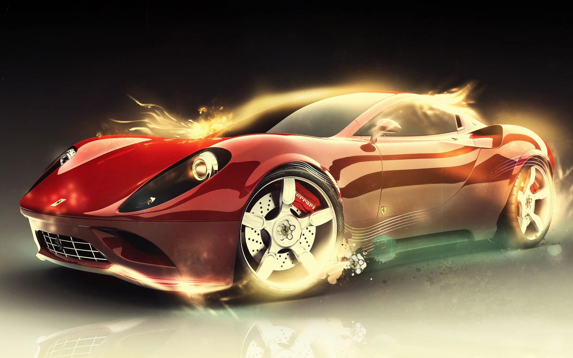 Ferrari Hd Wallpaper For Laptop